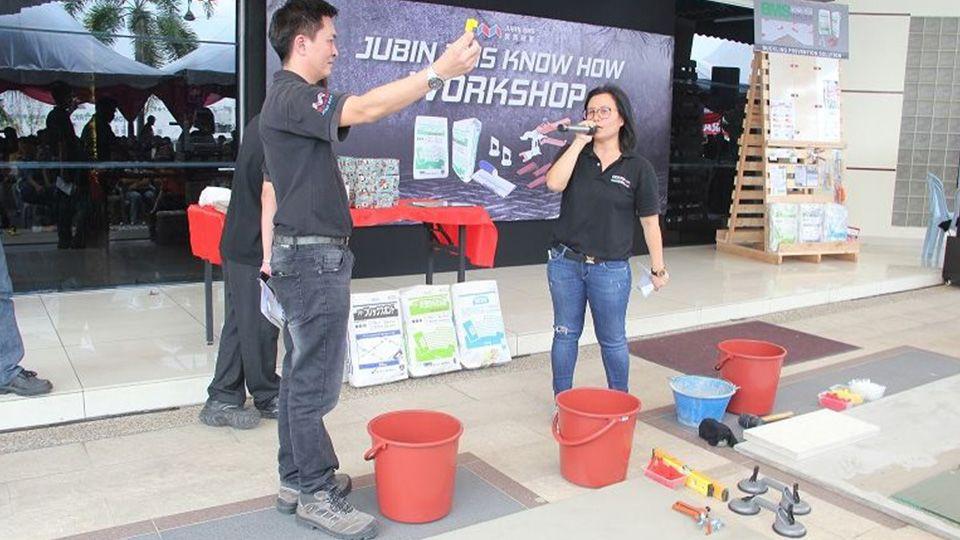 Jubin BMS Member Day & Know How Workshop (28 Jul 2018)