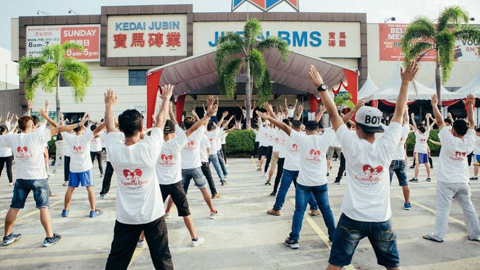 Jubin BMS Family Day (31 Aug 2018)
