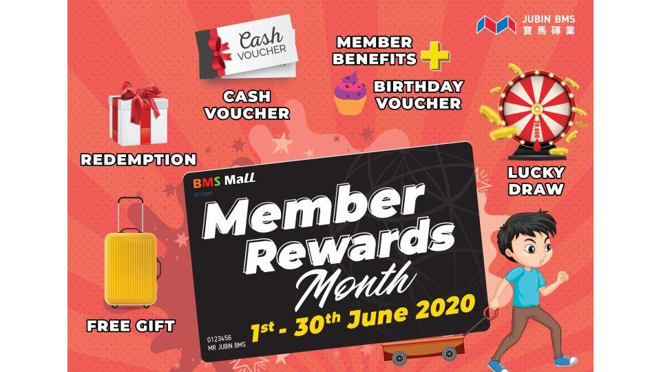 Member Reward Month