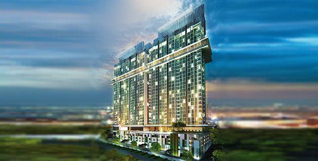 Paragon Residences , Johor