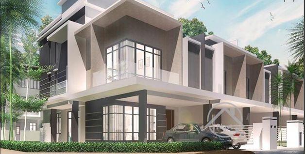 PONDEROSA VISTA 34U DOUBLE STOREY TERRACE HOUSE (ZONE 2H)