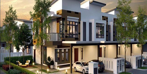 FOREST HEIGHTS DOUBLE STOREY TERRACE HOUSE 333U @ SEREMBAN