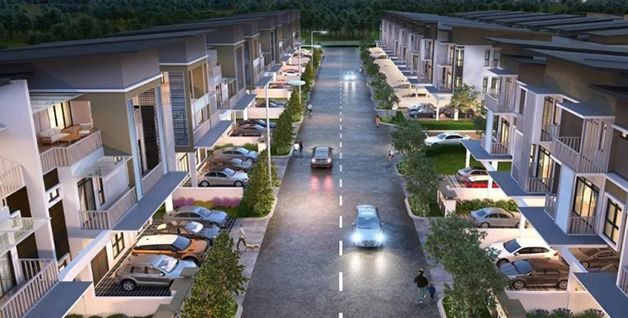 SEMI DETACHED & SUPERLINK HOUSES @  PUNCAK INDAH AMPANG